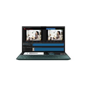 "Asus Zenbook Duo UX481FL-HJ093T 14"" FHD NanoEdge Display Laptop"