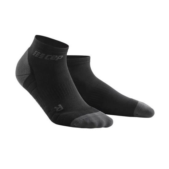 Cep Low Cut Socks 3.0 Woman - Colour: Black/Grey Socks Size: 3
