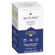 Minami MorEPA Original Omega-3 Fish Oil - 30Capsules