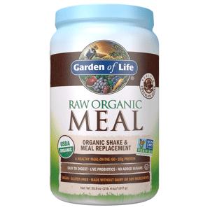 Garden of Life Raw Organic All-In-One Shake - Chocolate - 1017g