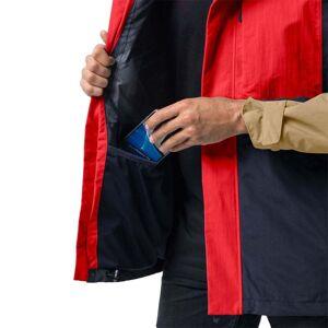 Jack Wolfskin Mens 365 Exposure Jacket Colour: Night, Size: Extra Large
