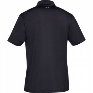 Under Armour Mens Performance Polo 2.0 Colour: Black, Size: Extra Large