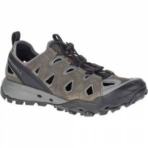 Merrell Mens Choprock Leather Sieve Size: UK 11, Colour: Grey