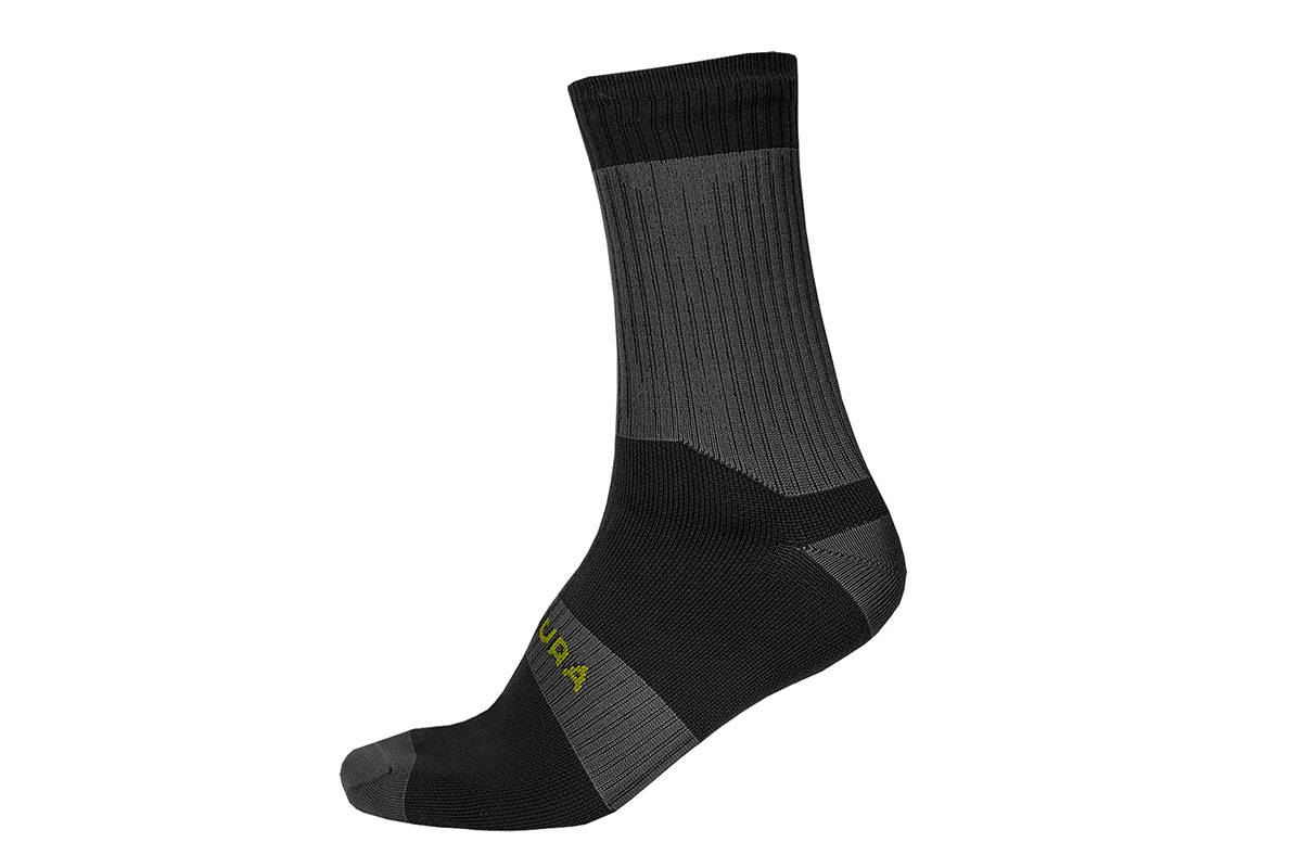 Endura Hummvee Waterproof Socks II  - BLACK - Size: Large