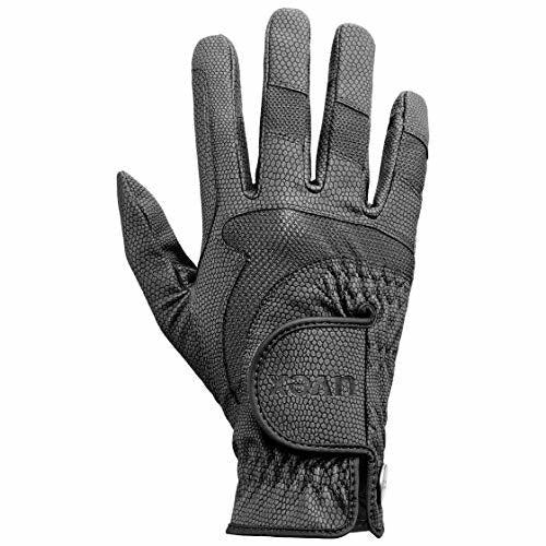 Uvex I-Performance 2 Women's Riding Gloves, Womens, Reiterhandschuhe I-Performance 2, black, 6 UK - Brand New