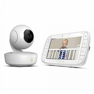 Motorola MBP36XL 5-Inch Colour Screen Video Baby Monitor - Acceptable