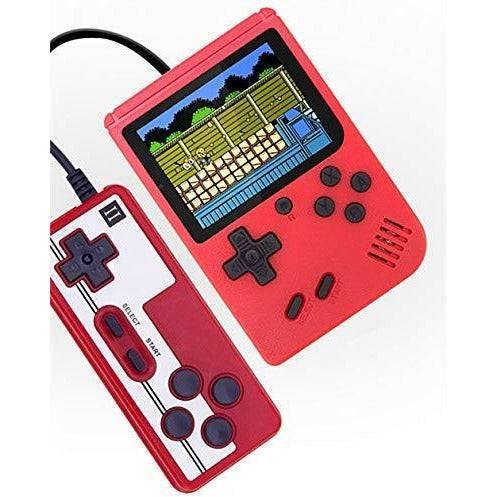 YAOUFBZ Handheld Mini SUP Classic Arcade Video Game Console Retro Box 64 Bit 400 In 1 Kids And Family Games Console - Good