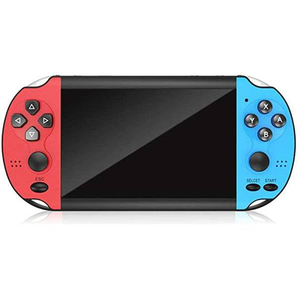 """futureyun Handheld Game Console, Retro Game Console with 3000 Classic Games 4.3"""" MP5 Portable Game Console with more than 20 kinds classic retro games and Loss-Less Music Built-in 2500mAh Battery - Acceptable"""