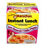Maruchan Shrimp with Piquin Chilli Soup