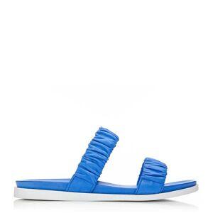 Moda In Pelle Pirensi Cobalt Blue Leather 38 Size: EU 38 / UK 5