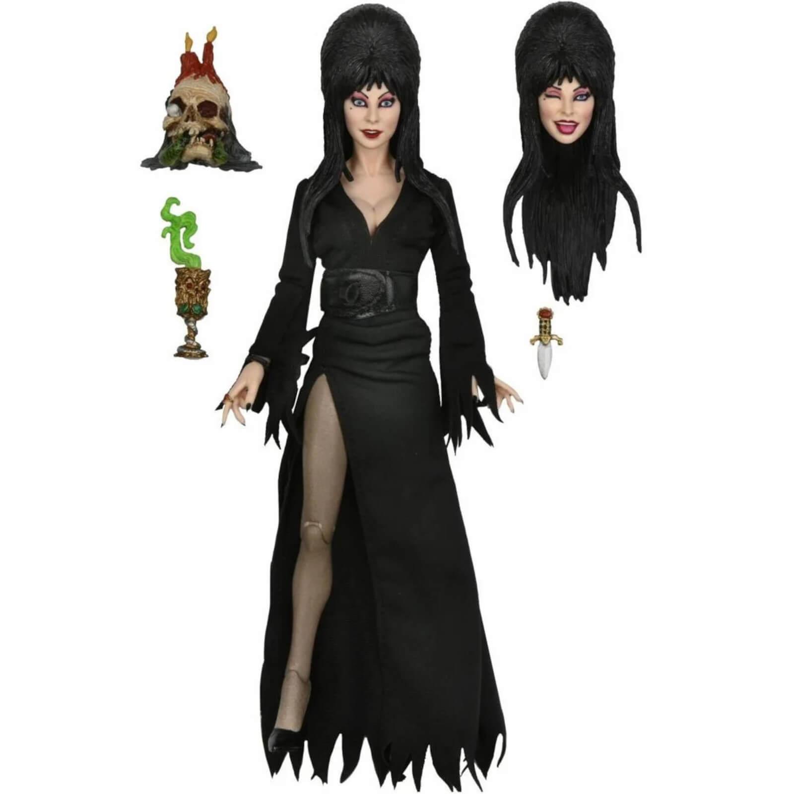 NECA Elvira Mistress of the Dark 8 Inch Action Figure