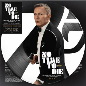 Decca James Bond - No Time To Die Soundtrack Limited Edition Picture Disc
