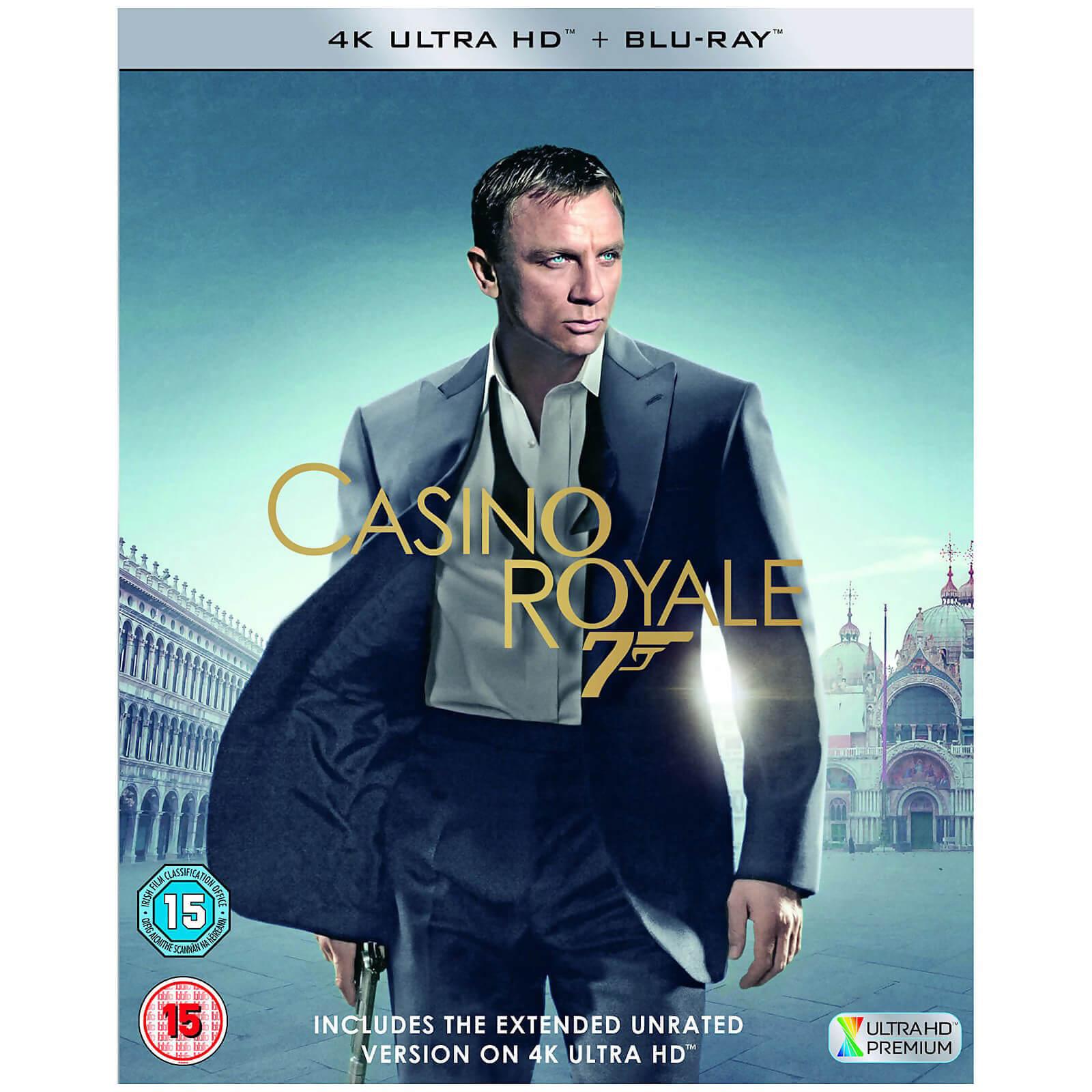 20th Century Fox Casino Royale - 4K Ultra HD (Includes 2D Blu-ray)