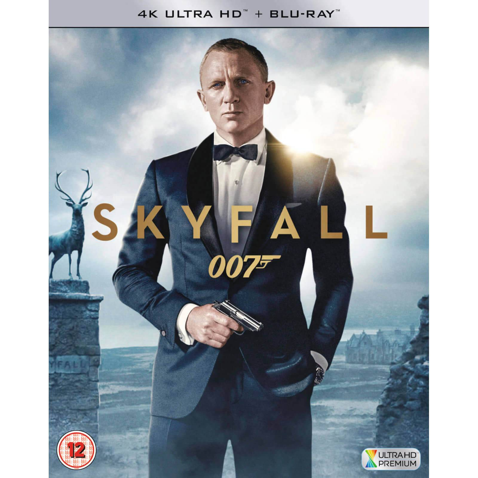 20th Century Fox Skyfall - 4K Ultra HD (Includes 2D Blu-ray)