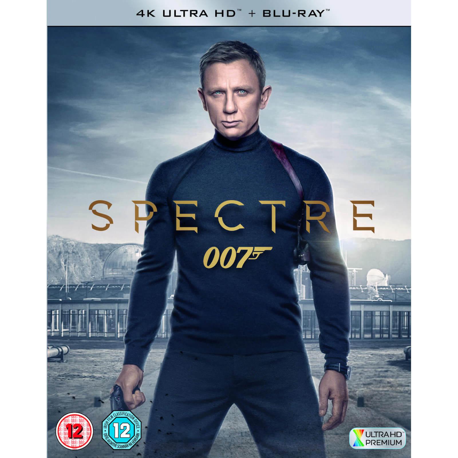 20th Century Fox Spectre - 4K Ultra HD (Includes 2D Blu-ray)