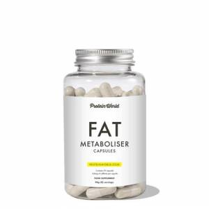 Protein World Fat Metaboliser Capsules - 1 Month