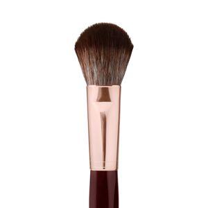 Charlotte Tilbury Bronzer & Blusher Brush - Rose Gold & Night Crimson  Female Size: