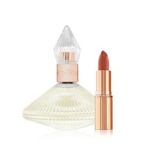 Charlotte Tilbury Charlotte's Dream Fragrance & Lip Duo 100ml - Exclusive Magic Savings  Female Size: