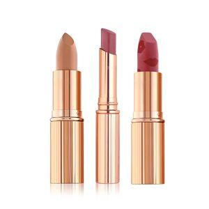 Charlotte Tilbury Magic Summer Lipstick Wardrobe - Exclusive Magic Savings  Female Size: