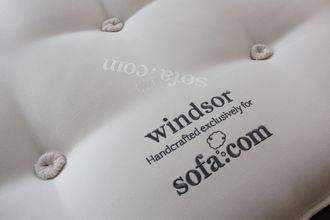Windsor Super King Mattress with Zip & Link Medium Tension