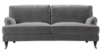Bluebell 3 Seat Sofa in Earl Grey Smart Velvet