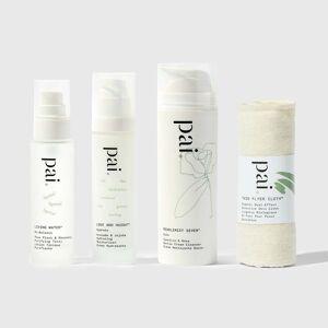 Pai Skincare Everyday Essentials Kit - Light Work / Living Water / Love & Haight