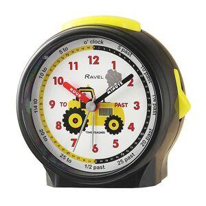 Jenkinsons Ravel Tractor Time Teacher Alarm Clock