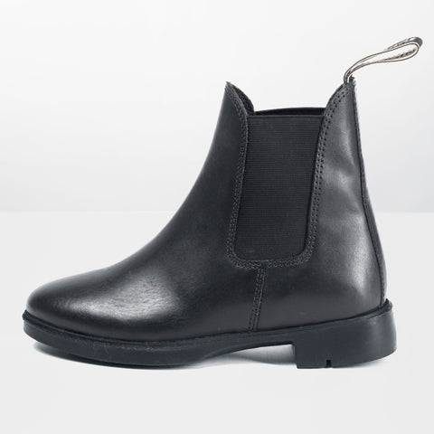 Brogini Children's Pavia Piccino Paddock Boots Colour Oxblood Size 34 (UK 1.5)