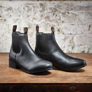 Dublin Foundation Children's Jodhpur Boots - Black Size 9