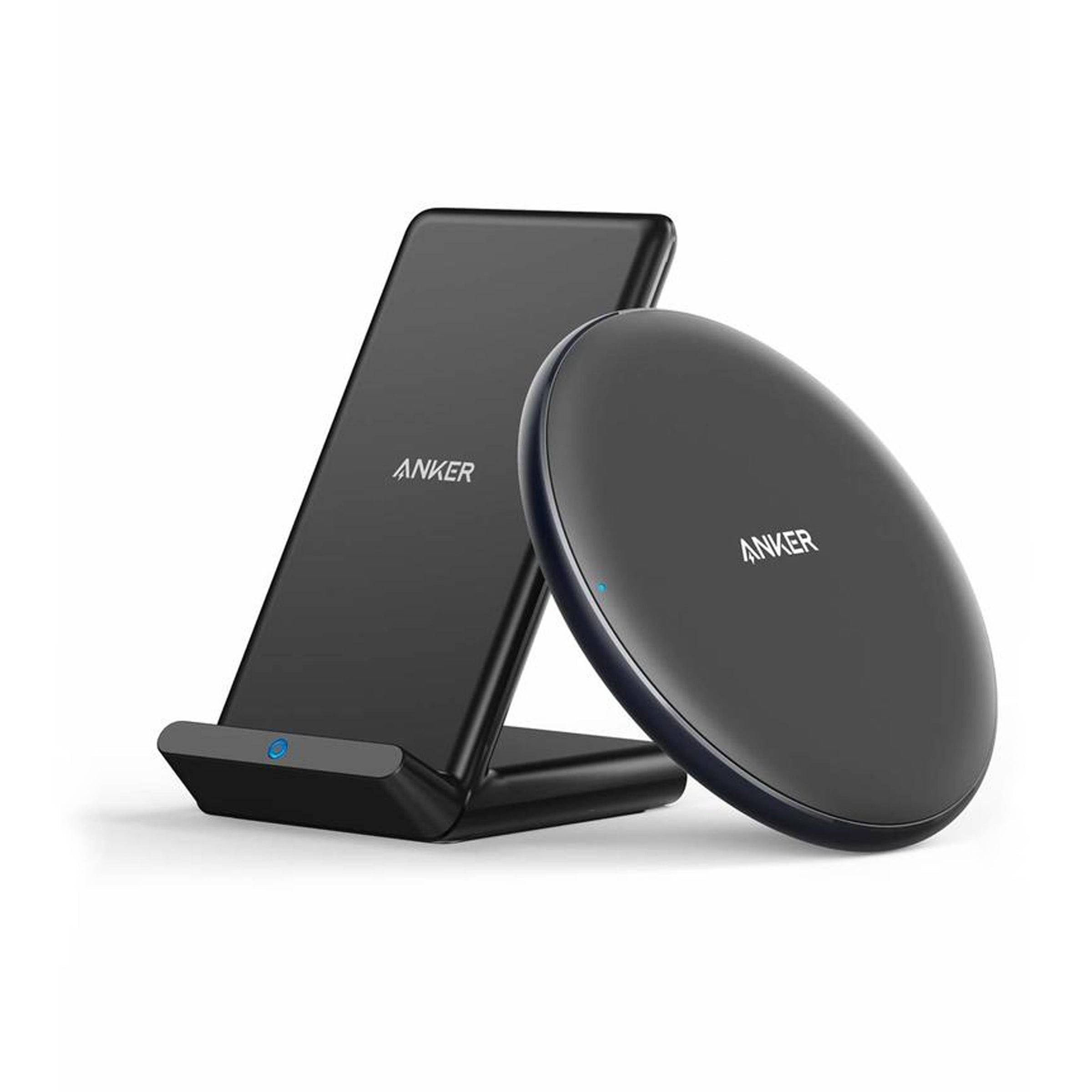 Anker PowerWave Pad and Stand 10W- Black
