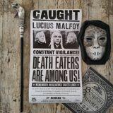 GeekGear Licensed & Exclusive Malfoy Poster