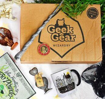 GeekGear The Best of Geek Gear Box
