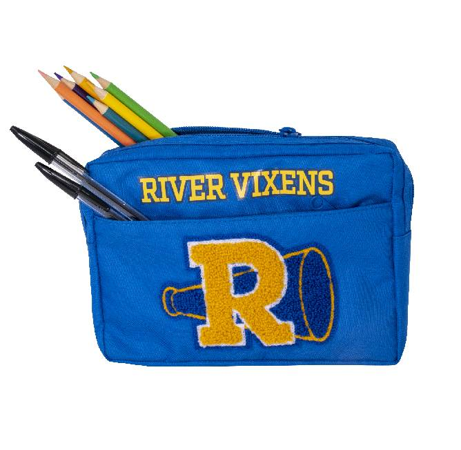 GeekGear Riverdale Multi Pocket Pencil Case