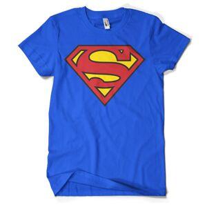 GeekGear Superman Shield T-Shirt Blue Small