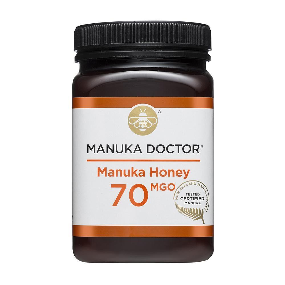Manuka Doctor 70 MGO Mānuka Honey 500g