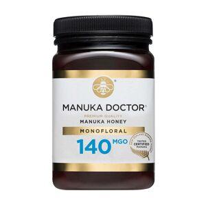 Manuka Doctor 140 MGO Mānuka Honey 500g - Monofloral