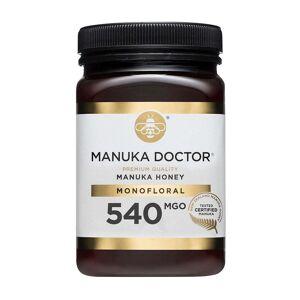 Manuka Doctor 540 MGO Mānuka Honey 500g - Monofloral