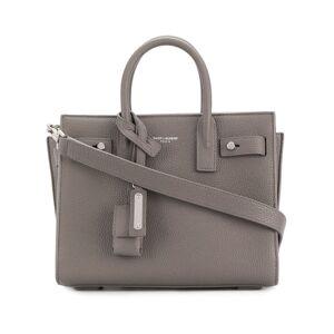 Saint Laurent nano Sac de Jour tote bag - Grey -Female