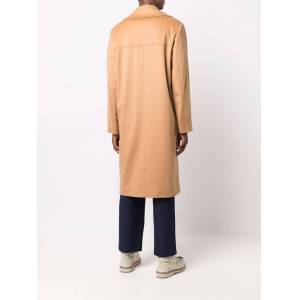PAUL SMITH double-breasted trench coat - Brown -Male