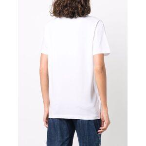 Dsquared2 logo crew-neck T-shirt - White -Female