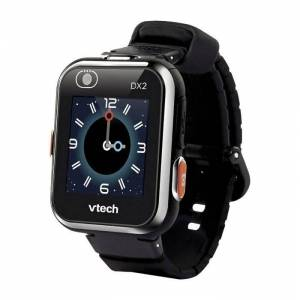 VTECH - Kidizoom Smartwatch Connect DX2 Black - Watch Photos and Videos