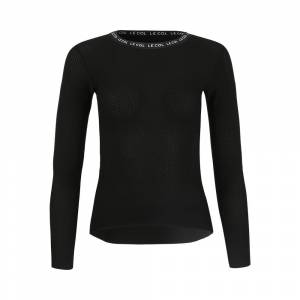 Le Col Womens Pro Long Sleeve Base Layer  - Size: Large