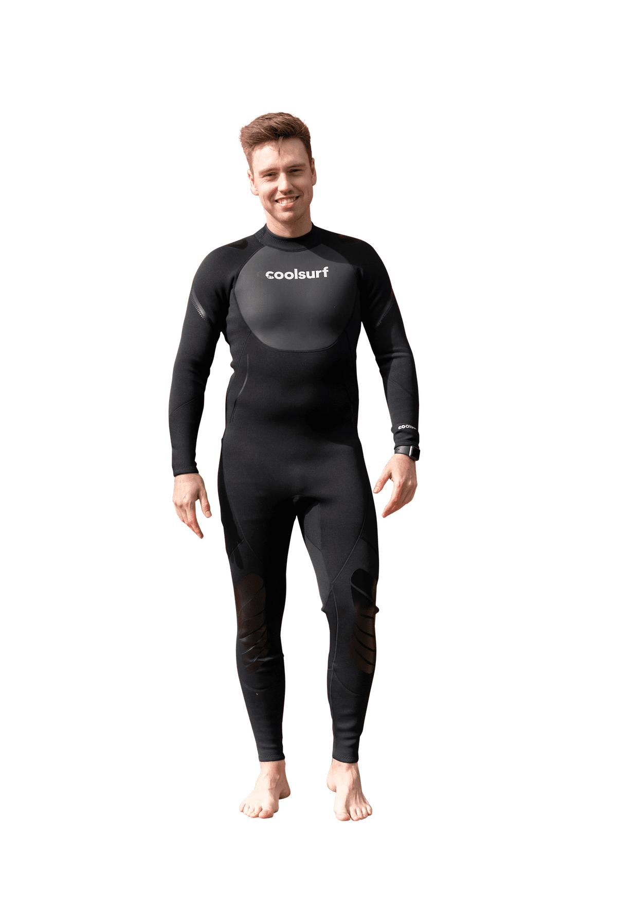 CoolSnow.dk - Populrt udstyr og skibriller til din skiferie! Stormy Wet Suit 3mm - Men - XXL