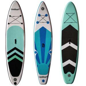 CoolSnow.dk - Populrt udstyr og skibriller til din skiferie! 3 x Paddleboards - Choose variants - Surfy Paddleboard - Inflateable SUP 3.2M Surfy Paddleboard - Inflateable SUP 3.2M CoolSurf Sail Paddleboard - Inf