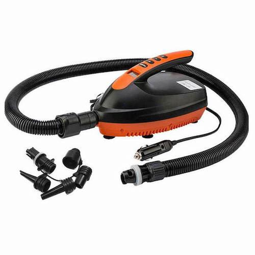 CoolSnow.dk - Populrt udstyr og skibriller til din skiferie! Electric Pump for Paddleboard - 12V