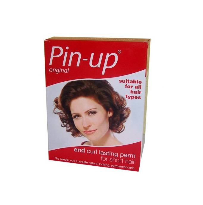 Pin-up Perm LTD Pin Up End Curl - 55ml Haircare