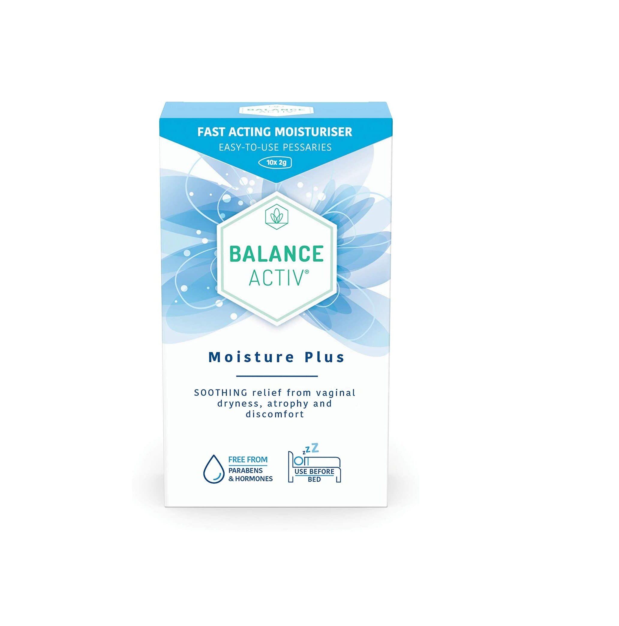Balance Activ Moisture Gel Vaginal Dryness