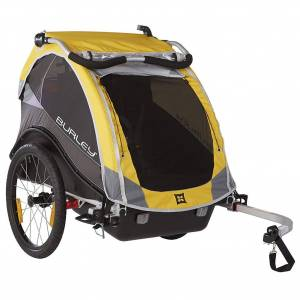 Hello Of Mayfair Burley Bike Trailer Cub Yellow