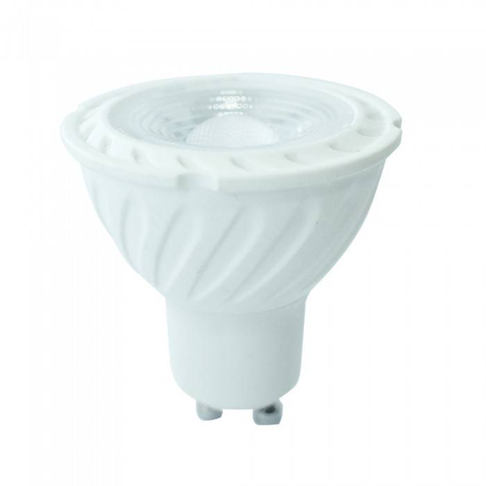 Simple Lighting 6.5w Dimmable GU10 LED Bulb, Samsung LED Chip & 5 Year Warranty