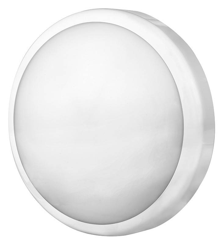 Simple Lighting 14w Polo LED Bulkhead Fitting, With Emergency Function